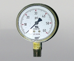 WIKA Gauge 2 Inch 60 PSI Single